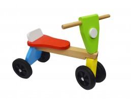 drveni tricikl za decu
