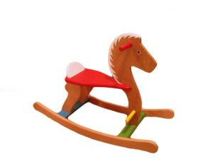 Drveni konjić Trojanac 1