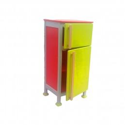 drvena igračka za decu frižider