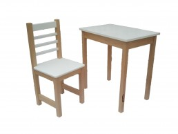 Radni sto i stolica za decu