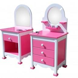 drvena igračka salon lepote